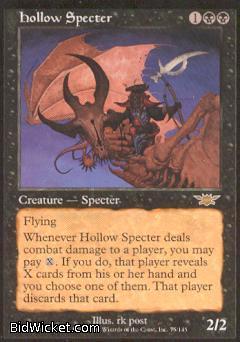 Hollow Specter, Legions, Magic the Gathering