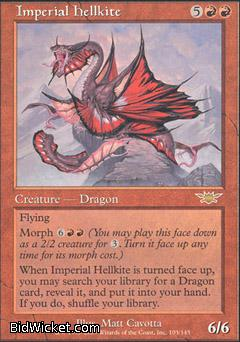 Imperial Hellkite, Legions, Magic the Gathering