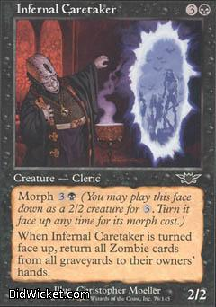 Infernal Caretaker, Legions, Magic the Gathering