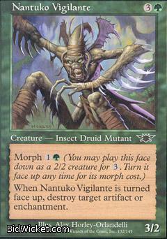 Nantuko Vigilante, Legions, Magic the Gathering