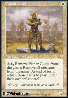 Planar Guide, Legions, Magic the Gathering