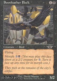 Sootfeather Flock, Legions, Magic the Gathering