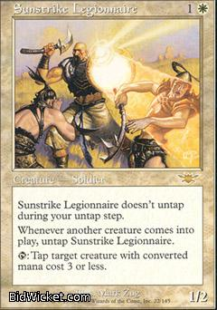 Sunstrike Legionnaire, Legions, Magic the Gathering