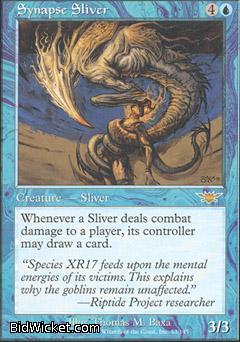 Synapse Sliver, Legions, Magic the Gathering