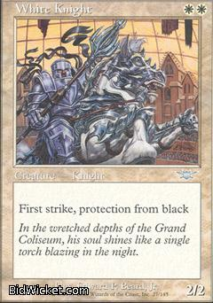 White Knight, Legions, Magic the Gathering