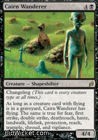 Cairn Wanderer, Lorwyn, Magic the Gathering