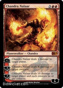 Chandra Nalaar, Magic 2010 Core Set, Magic the Gathering