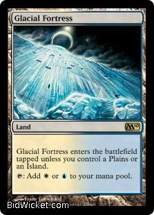 Glacial Fortress, Magic 2010 Core Set, Magic the Gathering