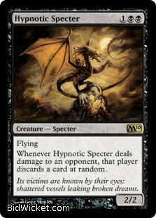 Hypnotic Specter, Magic 2010 Core Set, Magic the Gathering