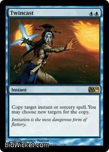 Twincast, Magic 2010 Core Set, Magic the Gathering