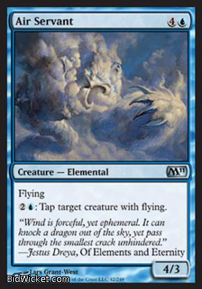 Air Servant, Magic 2011 Core Set, Magic the Gathering