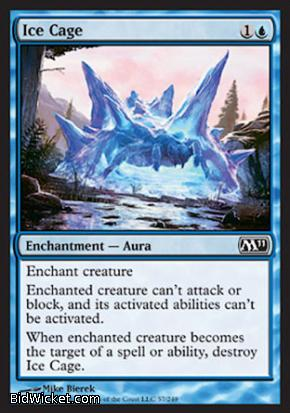 Ice Cage, Magic 2011 Core Set, Magic the Gathering