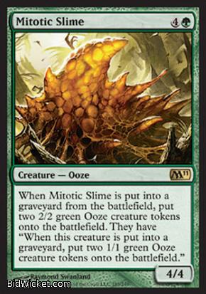 Mitotic Slime, Magic 2011 Core Set, Magic the Gathering