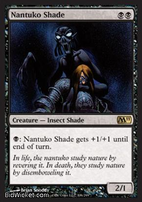 Nantuko Shade, Magic 2011 Core Set, Magic the Gathering