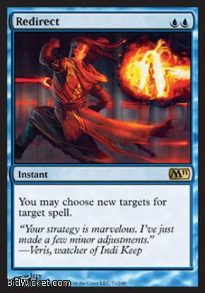 Redirect, Magic 2011 Core Set, Magic the Gathering
