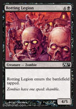 Rotting Legion, Magic 2011 Core Set, Magic the Gathering