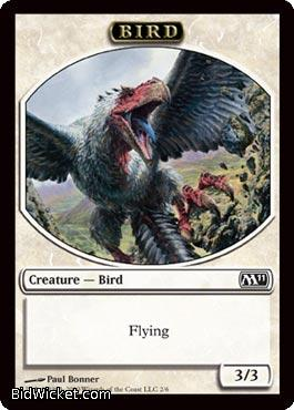 Bird (Token), Magic 2011 Core Set, Magic the Gathering