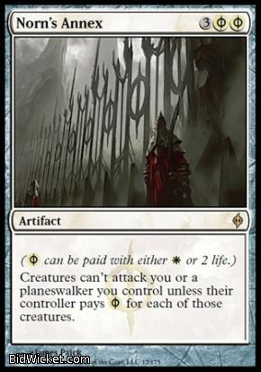 Norn's Annex, New Phyrexia, Magic the Gathering