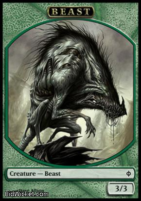 Beast (Token), New Phyrexia, Magic the Gathering