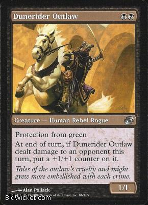 Dunerider Outlaw, Planar Chaos, Magic the Gathering
