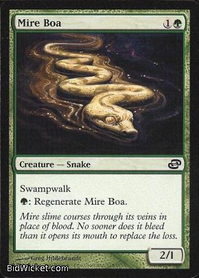 Mire Boa, Planar Chaos, Magic the Gathering