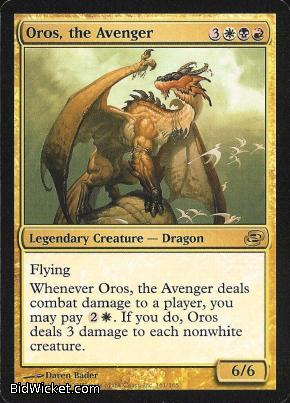 Oros, the Avenger, Planar Chaos, Magic the Gathering