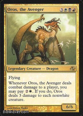 Oros, the Avenger, Planar Chaos, Magic the Gathering