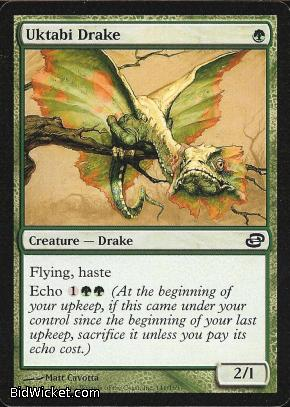 Uktabi Drake, Planar Chaos, Magic the Gathering