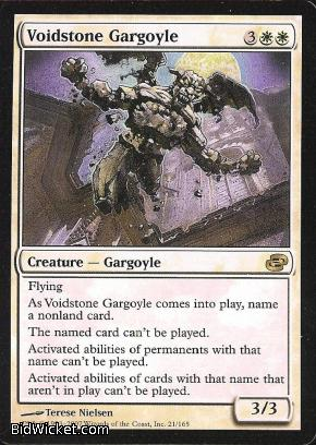 Voidstone Gargoyle, Planar Chaos, Magic the Gathering