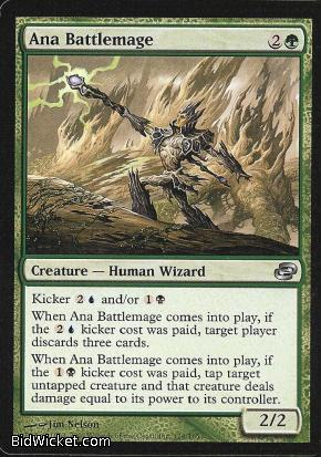 Ana Battlemage, Planar Chaos, Magic the Gathering