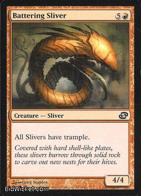 Battering Sliver, Planar Chaos, Magic the Gathering