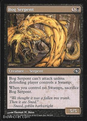 Bog Serpent, Planar Chaos, Magic the Gathering