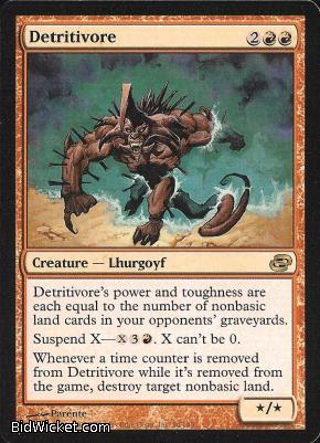 Detritivore, Planar Chaos, Magic the Gathering
