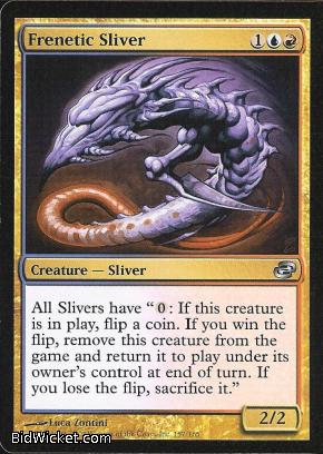 Frenetic Sliver, Planar Chaos, Magic the Gathering