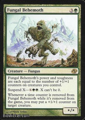 Fungal Behemoth, Planar Chaos, Magic the Gathering