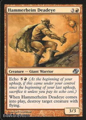 Hammerheim Deadeye, Planar Chaos, Magic the Gathering