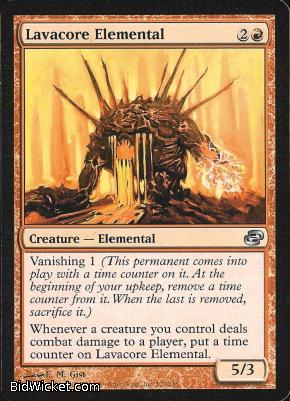Lavacore Elemental, Planar Chaos, Magic the Gathering