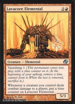 Lavacore Elemental, Planar Chaos, Magic the Gathering