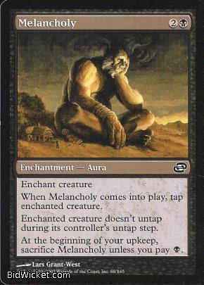 Melancholy, Planar Chaos, Magic the Gathering