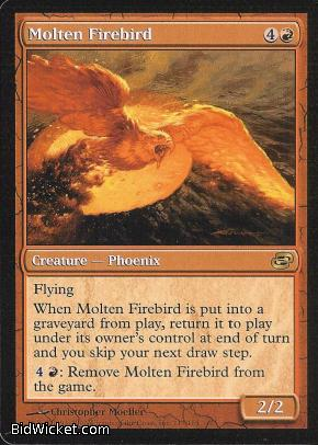 Molten Firebird, Planar Chaos, Magic the Gathering