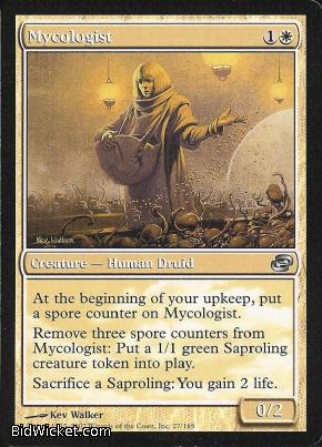 Mycologist, Planar Chaos, Magic the Gathering