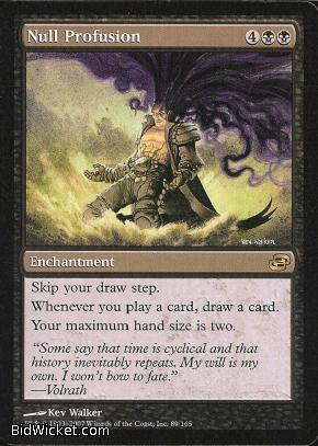 Null Profusion, Planar Chaos, Magic the Gathering