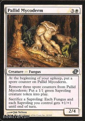 Pallid Mycoderm, Planar Chaos, Magic the Gathering