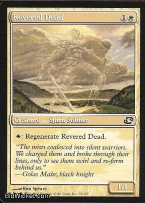 Revered Dead, Planar Chaos, Magic the Gathering