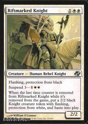 Riftmarked Knight, Planar Chaos, Magic the Gathering