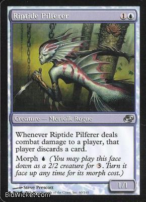 Riptide Pilferer, Planar Chaos, Magic the Gathering