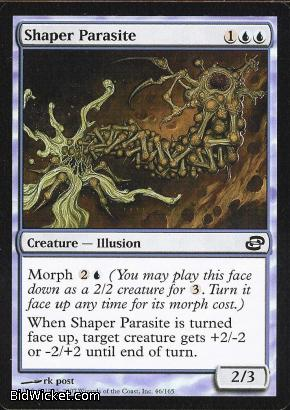 Shaper Parasite, Planar Chaos, Magic the Gathering