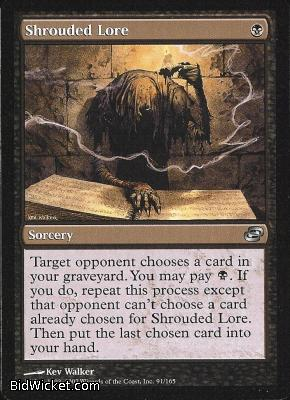 Shrouded Lore, Planar Chaos, Magic the Gathering