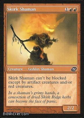 Skirk Shaman, Planar Chaos, Magic the Gathering