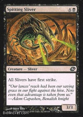 Spitting Sliver, Planar Chaos, Magic the Gathering